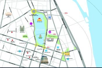 Muốn bán suất ngoại giao tái định cư cao cấp 30A Lý Thường Kiệt, T - Place, 0917551183