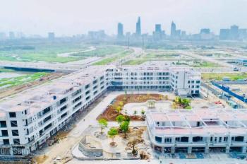 Bán căn hộ thuộc khu CII, 110m2, căn góc, view hồ sinh thái Thủ Thiêm, 8,5 tỷ. LH: 0932.00.45.66