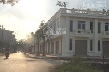 Bán shophouse dãy ki ốt nhà trắng trên mương Ninh Hiệp, 48m2, xây 2 tầng, giá 9 tỷ, LH 0843311000