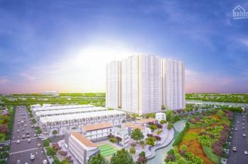 Thanh toán trước 3 tỷ sở hữu nhà phố liền kề khu phức hợp 10ha, trường học, y tế TTTM