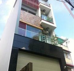 Bán nhà HXT đường Thiên Phước, P9, Q. Tân Bình, DT: 4,5x28m, nhà mới, giá chỉ: 14,49 tỷ