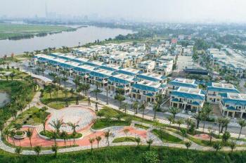 Khu biệt thự Senturia, nằm ở mặt tiền Vườn Lài và mặt tiền sông Sài Gòn, giá 7.4 tỷ