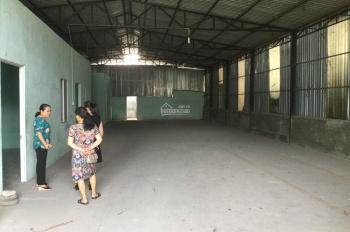 Cho thuê kho sản xuất Dĩ An, 580m2, mặt tiền, giá 25tr/tháng, LH 0931268002