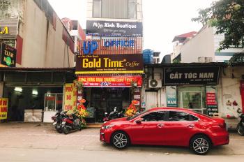 Cho thuê MBKD 35 - 50m2 MT 5.5m số 199 Nguyễn Khánh Toàn, Quan Hoa, vị trí đẹp, SD ngay 0917531468