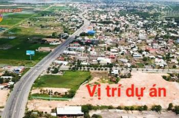 Đất sổ đỏ ngay cổng chào TP Bà Rịa chỉ 1 tỷ, QH 1/500,2 mặt tiền đường QL 51 - QL 56. LH 0896682835
