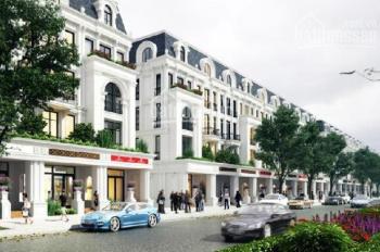 Chính chủ bán căn shophouse Louis 3 mặt đường Lê Quang Đạo, Nam Từ Liêm, HN, 0948166368