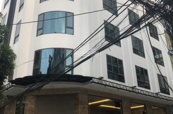 Chính chủ cho thuê tòa nhà MP Chùa Bộc, LH 0906218216