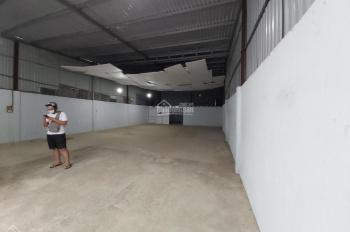 Cho thuê kho rất đẹp, gần ngã tư Gò Mây, đường xe tải, 250m2, giá 16 triệu/tháng, LH 0938 998 745