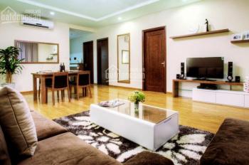 (BQL) cho thuê căn 2PN - 3PN, DT 114 - 168m2 chung cư Mandarin Garden giá 17tr/th, 0909626695