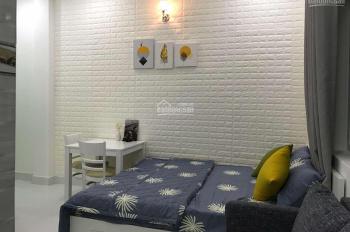 Cho thuê căn hộ dịch vụ có bếp và đầy đủ nội thất tại khu phố Tây (Bùi Viện - Phạm Ngũ Lão)