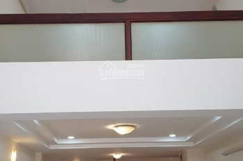 Cho thuê nhà mặt tiền đường Phú Thuận - nhà sạch đẹp, gồm 4 tầng - 4WC - 6PN. Giá 25tr/tháng