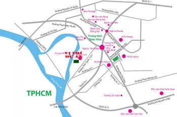 Đất nền đầu tư tại P. An Bình, TT thành phố Biên Hoà, chỉ 1,44 tỷ/60m2, sổ hồng có sẵn