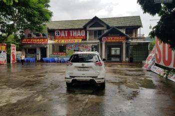 Cần sang nhượng gấp nhà hàng mặt trung tâm thị trấn Lương Sơn, Hòa Bình