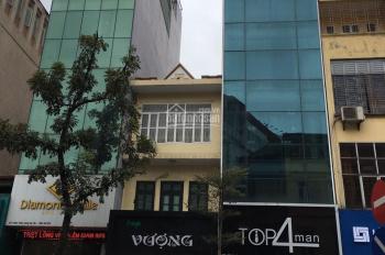 Cho thuê nhà mặt phố Trung Kính, 65m2*tầng, thông sàn thang máy cuối nhà. Giá 45 triệu