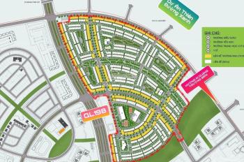 3 suất nội bộ từ CĐT, lô góc, ODV đẹp đất nền Nhơn Hội New City Quy Nhơn, rẻ hơn thị trường 200 tr