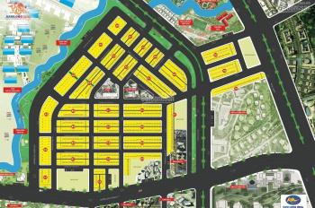 Kẹt tiền cần bán lô đất ở 100m2 khu dân cư