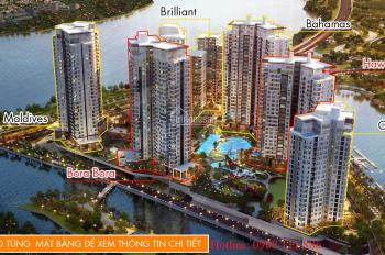 Chuyên bán căn hộ Đảo Kim Cương, Quận 2, giá 1PN-2.6 tỷ, 2PN-4.9 tỷ, 3PN-6.9 tỷ LH 0908111886