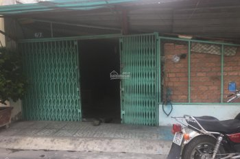 Nhà mặt tiền đường Tân Hóa, Phường 1, Quận 11