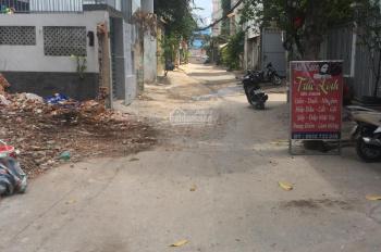 Bán gấp nhà cấp 4 hẻm xe hơi đường Phan Văn Trị, P. 11, Q. Bình Thạnh (4.3x19m)