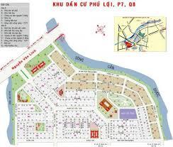 Chuyển nhượng gấp đất KDC Phú Lợi, P7, Quận 8, giá chỉ 16tr/m2, sổ đỏ cá nhân, LH: 0928920799 Tứ