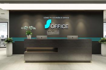 S office cho thuê VP trọn gói hạng A tại tòa Charmvit 117 Trần Duy Hưng. 0985252406 - 0328189228