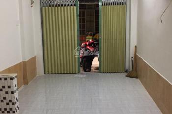 Nhà Phan Văn Trị, Q5, hẻm 4m, 3 tấm, giá 5 tỷ 3 TL