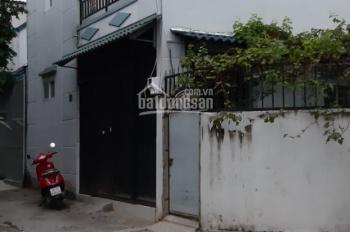 Cô Hoa 0777520444 bán tháo căn nhà 1 trệt, 1 lầu đường Đồng Tâm, Hóc Môn. 88m2 đang cho thuê 12tr