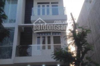 Cho thuê nhà mặt tiền Xuân Diệu, Hoàng Văn Thụ, 4x20m 4 lầu, giá 45tr