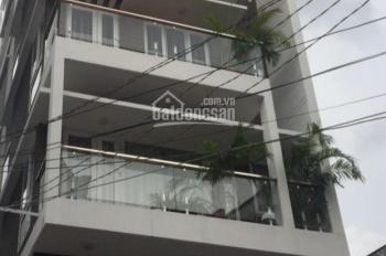 Kẹt tiền bán gấp mặt tiền 4x20m trệt 5 lầu thang máy Nguyễn Trung Trực, P5, Bình Thạnh 12 tỷ
