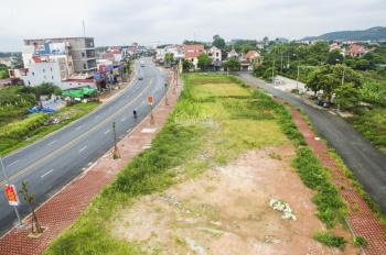 Chính chủ cần bán gấp lô đất 2 mặt tiền ngay QL18, TP Chí Linh, Hải Dương giá gốc 0973209092