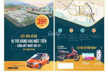 Bán đất nền dự án Sago City giá 12 - 14tr/m2, đã có quy hoạch 1/500, mua đất nhận xe hơi