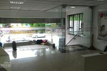 Cho thuê nhà mặt phố Đặng Dung: 90m2 thông sàn, MT 6.5m, riêng biệt, giá 35tr. LH 0936030855