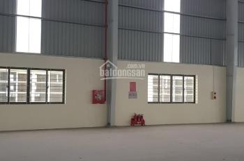 Cho thuê kho xưởng tại khu công nghiệp Phố Nối B, Mỹ Hào, Hưng Yên