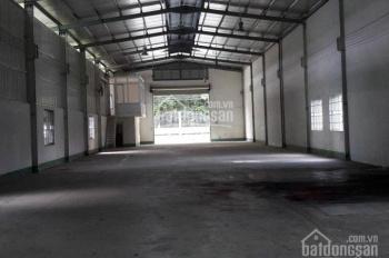 Cho thuê xưởng mới xây dựng DT: 760m2, giá cho thuê 30tr/tháng ở trường Cao Đẳng Điện Lực