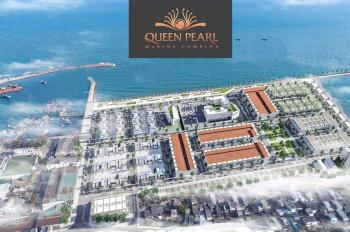 Bán nền nhà phố Queen Pearl Marina Complex Lagi Bình Thuận, 0903 939396