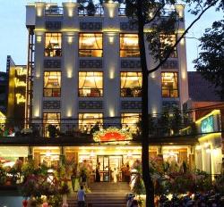 Cho thuê tòa nhà MT Trần Cao Vân - Phạm Ngọc Thạch, P6, Q3 DTS: 1215m2. LH: 0902320238