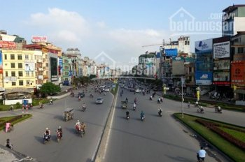 Chính chủ bán nhà mặt phố Nguyễn Văn Cừ, Long Biên 360m2 mặt tiền 10.5m, 2 mặt đường, GPXD 10 tầng