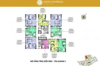 Sang nhượng căn hộ Jasmine 2 108m2, 2PN+ 1PĐN không chắn, giá chính chủ, xem nhà 09 3333 4787
