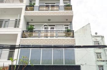 Cho thuê nhà MT đường Trương Định, P6, Q3, DT 4,2x25m, 4 lầu giá 125tr/th
