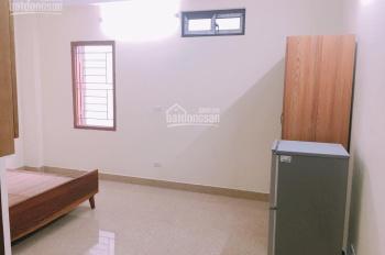 Cho thuê phòng trọ theo mô hình chung cư mini full đồ tại Khương Thượng