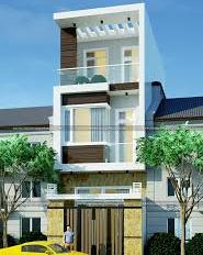 Bán nhà phố 1 trệt 2 lầu, giá 1,9 tỷ, trả góp 12 - 24 tháng 0 lãi suất, vay NH 70% trong 20 năm