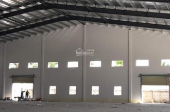 Doanh nghiệp cần cho thuê lại nhà xưởng mặt tiền Tỉnh Lộ 830 thuộc địa phận Lương Bình, Bến Lức