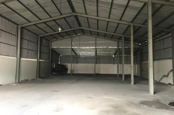 Cho thuê kho xưởng MT đường Trần Văn Giàu 12x35m, kèm 1 nhà lầu