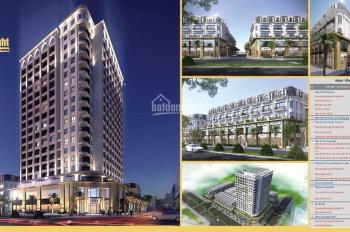 Nhận đặt giữ chỗ quyền ưu tiên 1 tất cả các căn hộ + liền kề dự án The City Light Vĩnh Yên