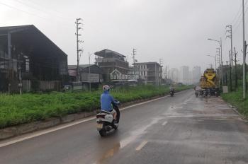Bán đất có nhà xưởng ở cụm CN xã Lại Yên, Hoài Đức, Hà Nội