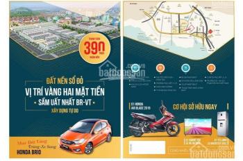 Bán đất nền Sago City pháp tý 1/500, SHR, XD tự do giá 12 - 15tr/m2 full thổ cư LH: 0933 003 009