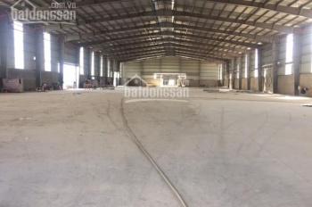 Bán kho xưởng DT 2000m2, 6300m2 cụm CN Lại Yên, Hoài Đức, Hà Nội. LH 0979 929 686