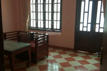 Cho thuê nhà ngõ 115 Nguyễn Khang, Trung Yên 9, Vũ Phạm Hàm, 70m2 * 4 tầng