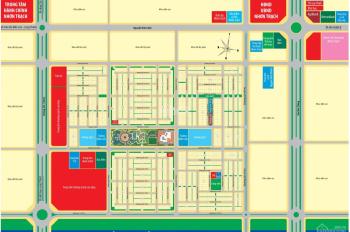 Mega City 2 đất nền Nhơn Trạch, Đồng Nai, dự án đẹp chỉ 740 triệu/nền, tiện kinh doanh