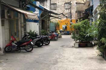 Bán nhà 27/8 Nguyễn Thái Bình, Quận 1, hẻm 6.5m, 22m, giá 5,9 tỷ thương lượng